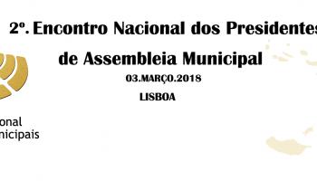 2º Encontro Nacional das Assembleias Municipais