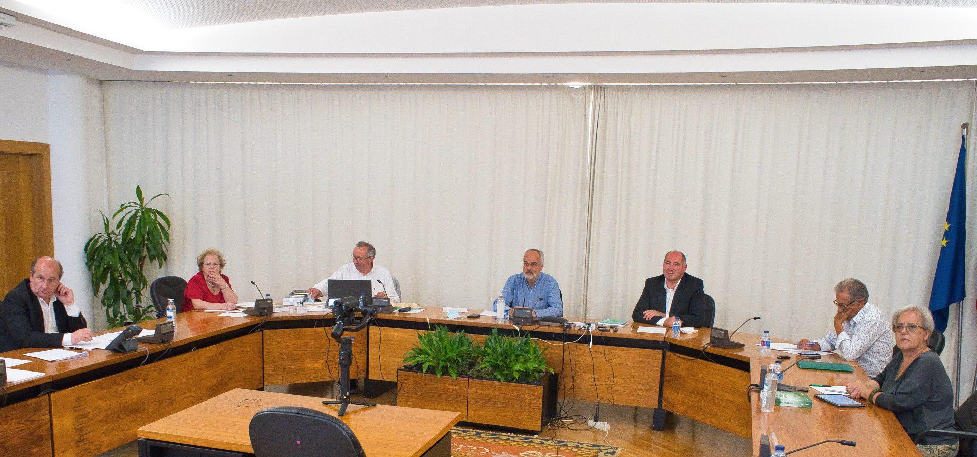 Reunião Direção em Mafra