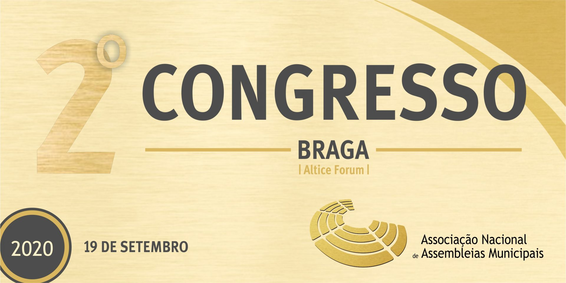 Convite Congresso Nacional ANAM