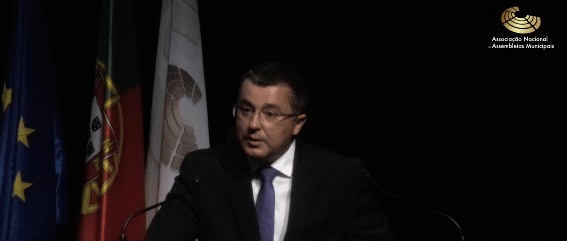 governo no congresos da ANAM