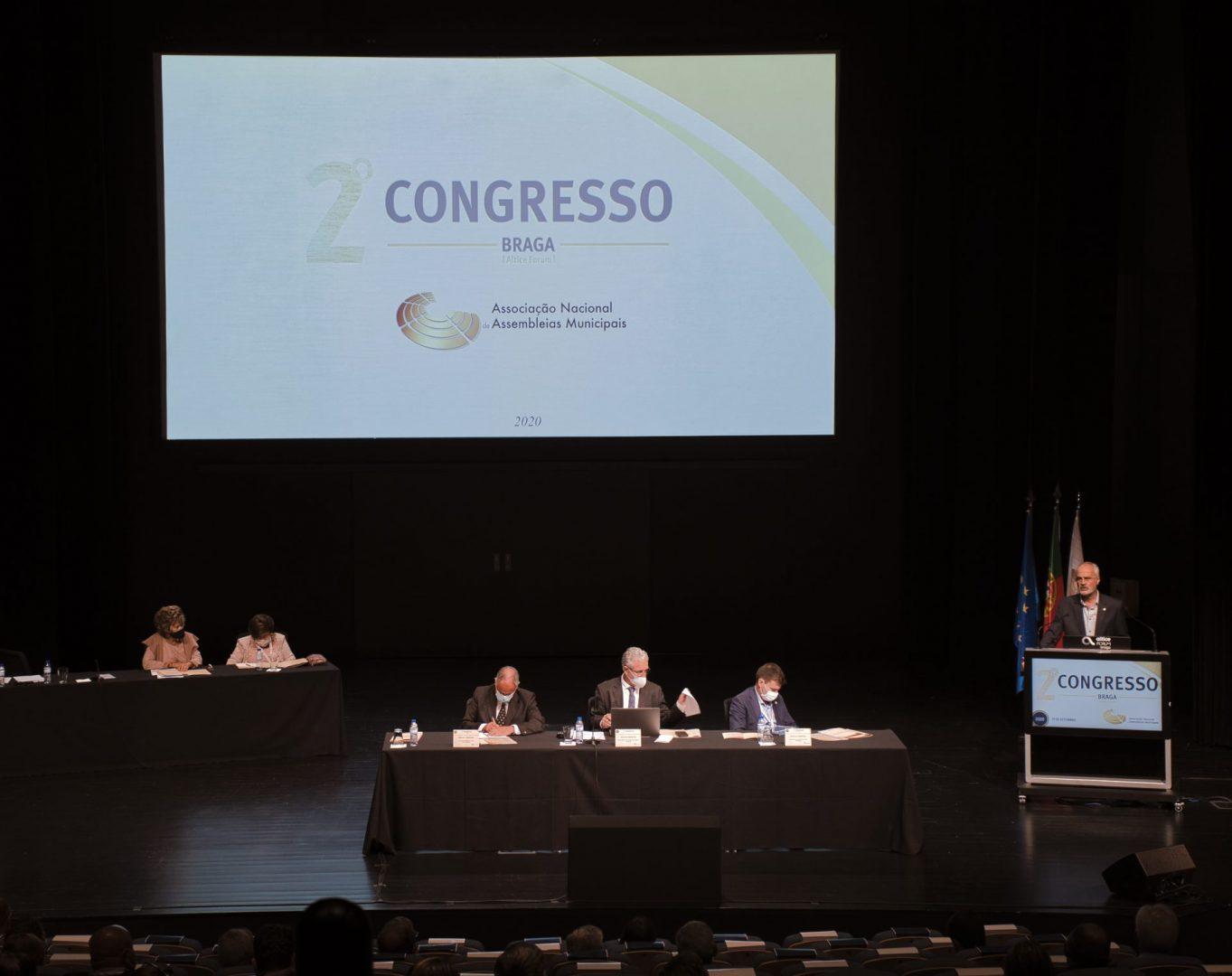 II Congresso da ANAM