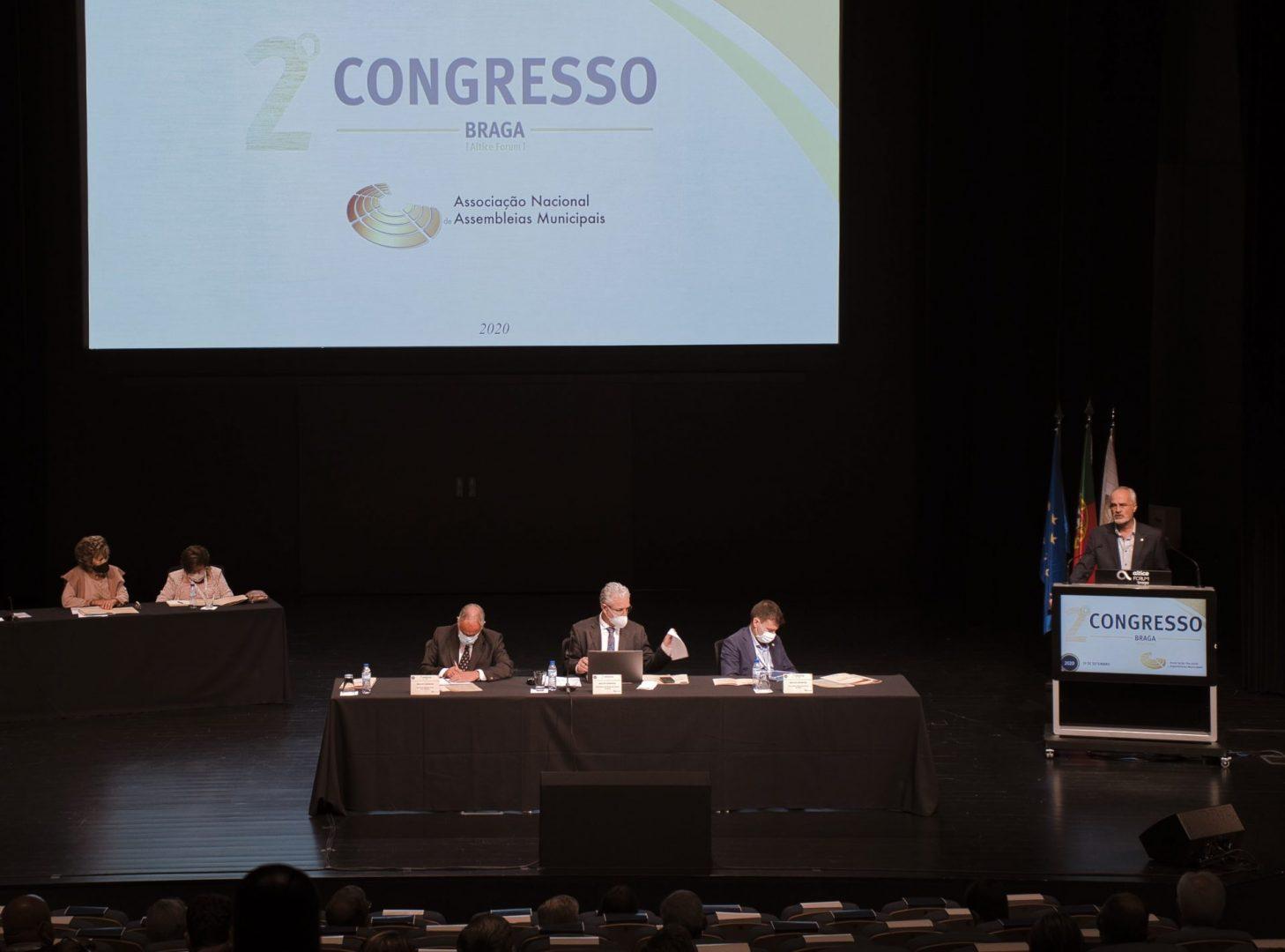 congresso assembleias