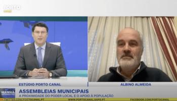 Entrevista do Presidente da ANAM no PORTO CANAL
