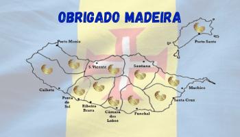 Obrigado Madeira