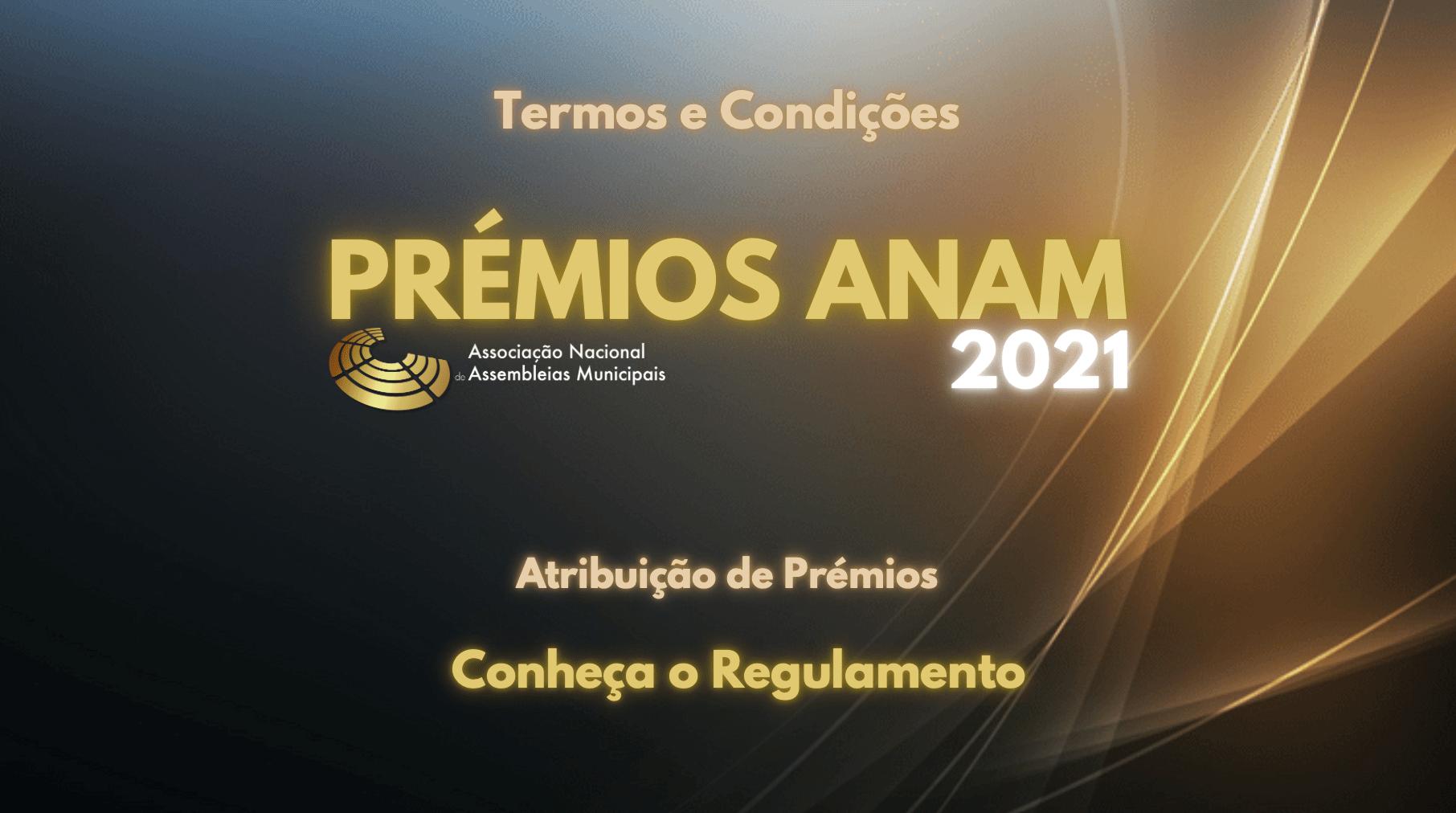 Prémios ANAM 2021
